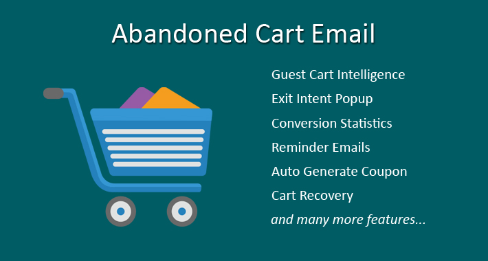 Abandoned Cart Emails - PRO image for opencart