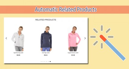 Automatic Related Products for OpenCart image