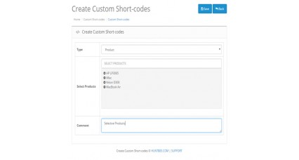 Custom User-Codes for Email Designer Extension image