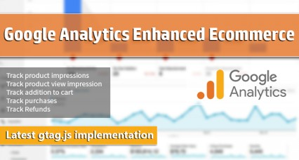 Google Analytics Enhanced Ecommerce Tracking for OpenCart [2xxx - 3xxx]