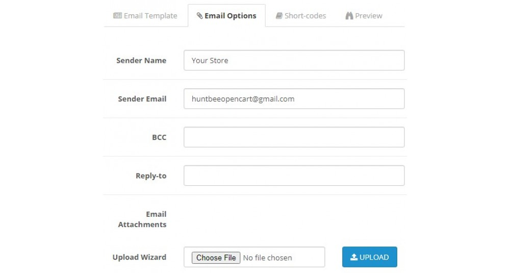 Order Status Email / SMS Template Designer PRO image