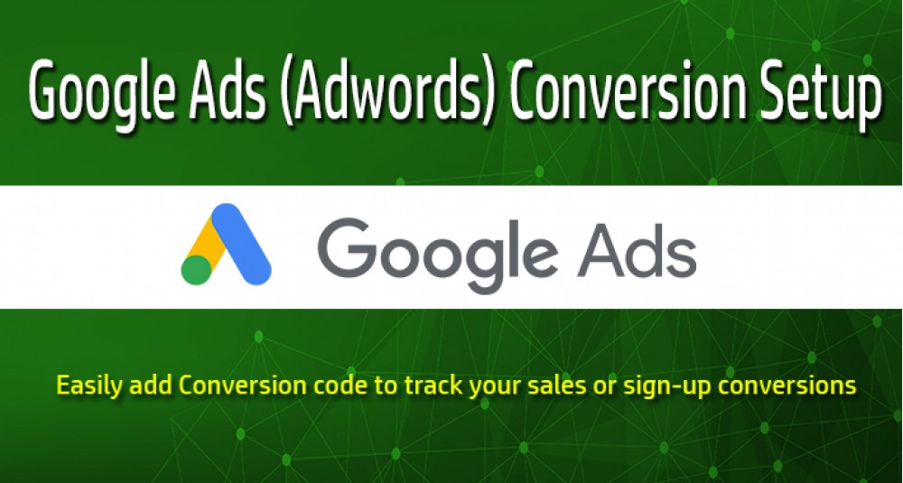 Suivi des conversions OpenCart Google Adwords image