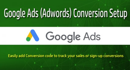 OpenCart Google AdWords-Conversion-Tracking