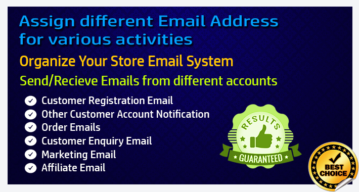 Organize Email Accounts image