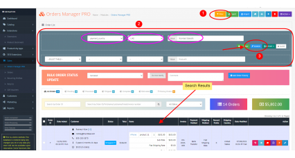 Orders Manager PRO for OpenCart - Advanced Order Management image
