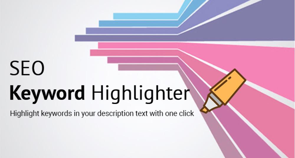 Surligneur de mots-clés SEO pour OpenCart Extensions et modules, Extensions Premium, Augmentation de la productivité, OpenCart SEO, OpenCart image