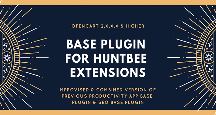 Base Plugin image for opencart