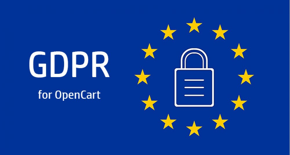 Image showing extension GDPR for OpenCart 23xx for opencart