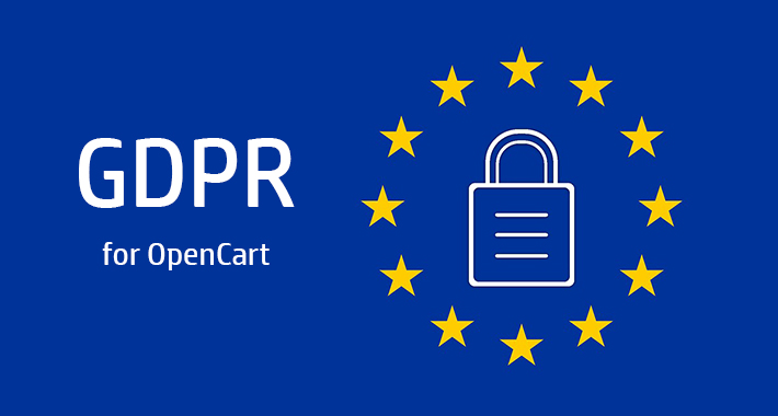 Image showing extension GDPR for OpenCart 3xxx for opencart