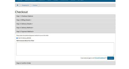 Paiement à la livraison ou paiement à la livraison FRAIS pour OpenCart image