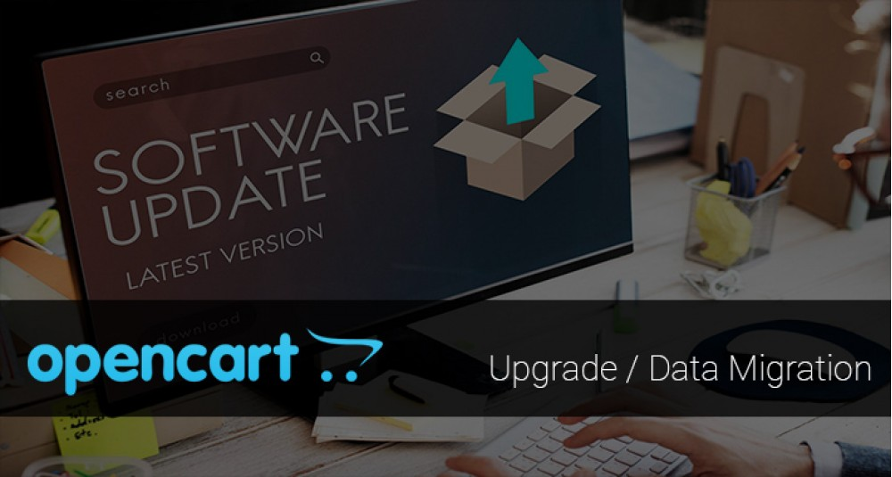 Image showing extension OpenCart Upgrade & Migration for opencart