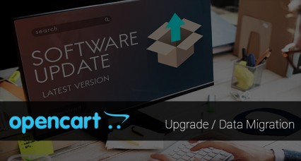 OpenCart Upgrade & Migration